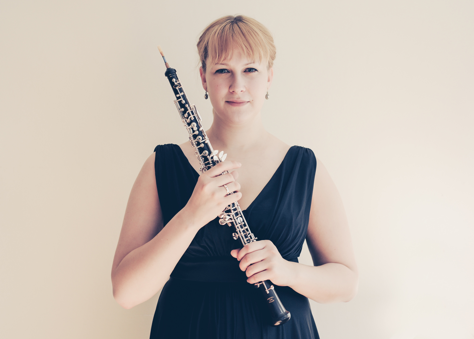 Kaija Lappi Oboe. Photography by Olivia Wild
